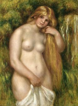 «La fuente», de Renoir