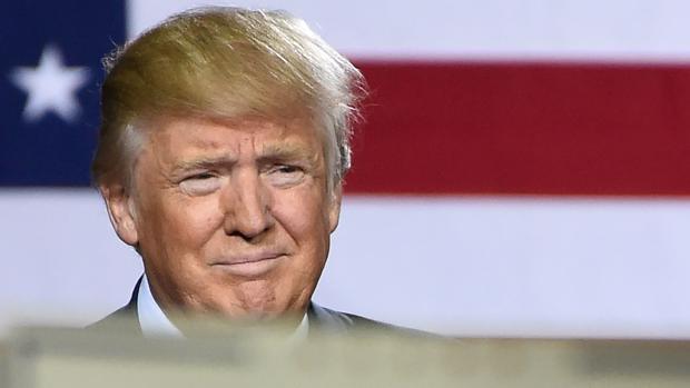 Donald Trump, candidato republicano a la presidencia de EE.UU.