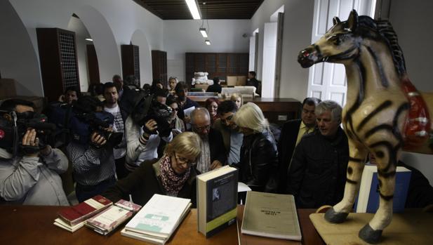 Una exposición exhibirá en Cádiz material inédito de Carlos Edmundo de Ory