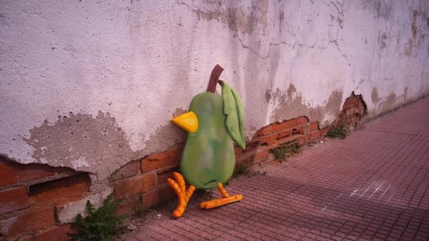 «Pollopera», el personaje del libro infantil de Javier Conde