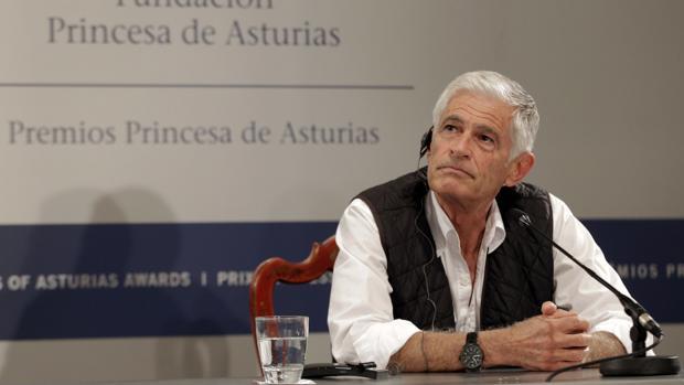 El fotógrafo James Nachtwey, premio Princesa de Asturias de Comunicación 2016