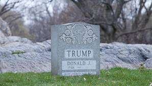 Bofetadas de arte contra Donald Trump