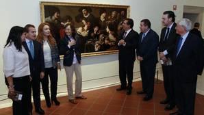 Objetos de las colecciones del Prado hablan en el Museo de Bellas Artes