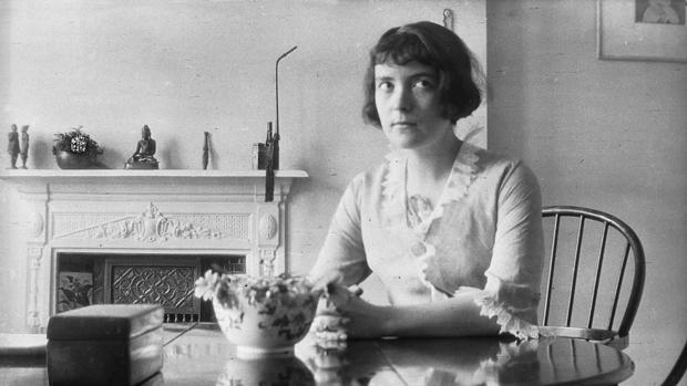 La novelista neozelandesa Katherine Mansfield