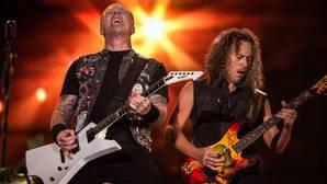 Metallica regresa con sabor añejo