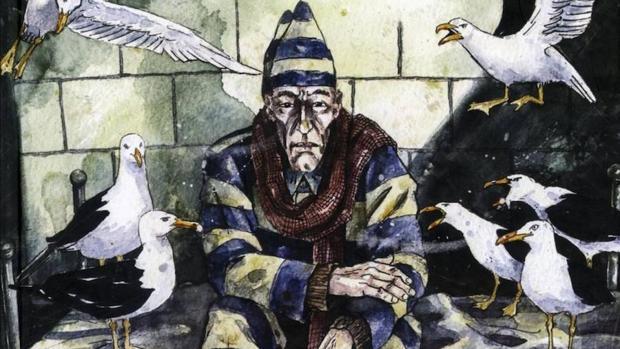 El cómic «155. Simón Radowitzky», de Agustín Comotto, narra la desgarradora historia de un idealista
