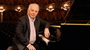 Daniel Barenboim estrena piano