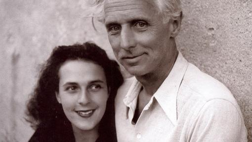 Leonora Carrington y Max Ernst