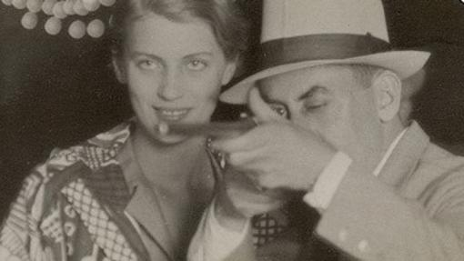 Lee Miller y Man Ray