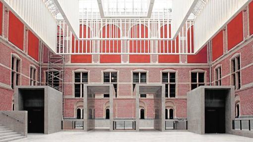 Ampliación de Rijksmuseum, de Cruz y Ortiz