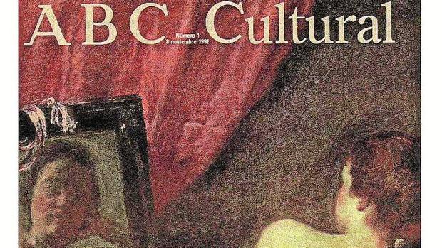 Primera portada de la historia de ABC Cultural