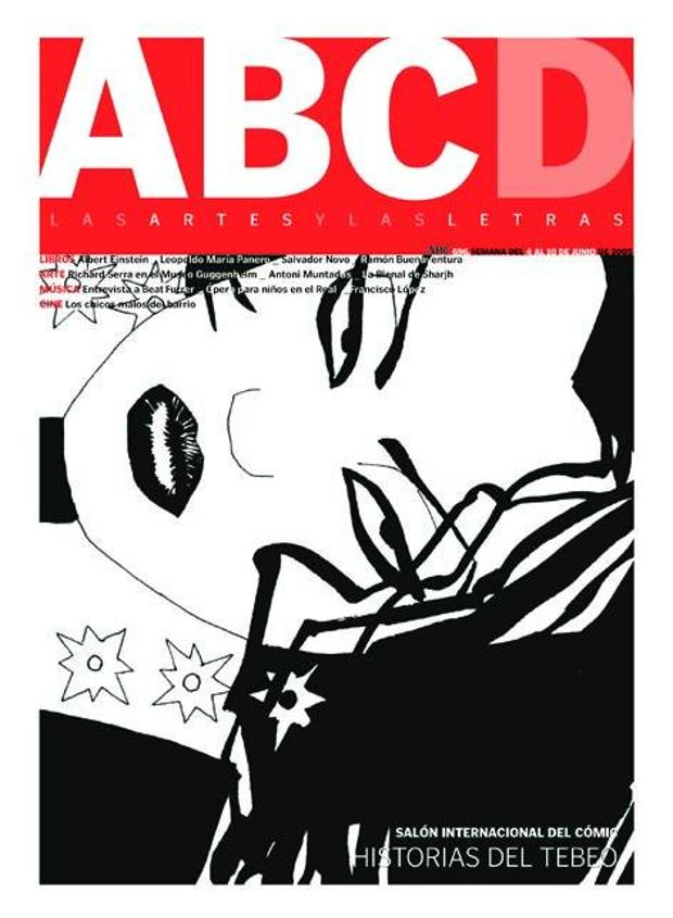 El cómic ha dado mucho juego en las portadas. Esta es del 4 de junio de 2005