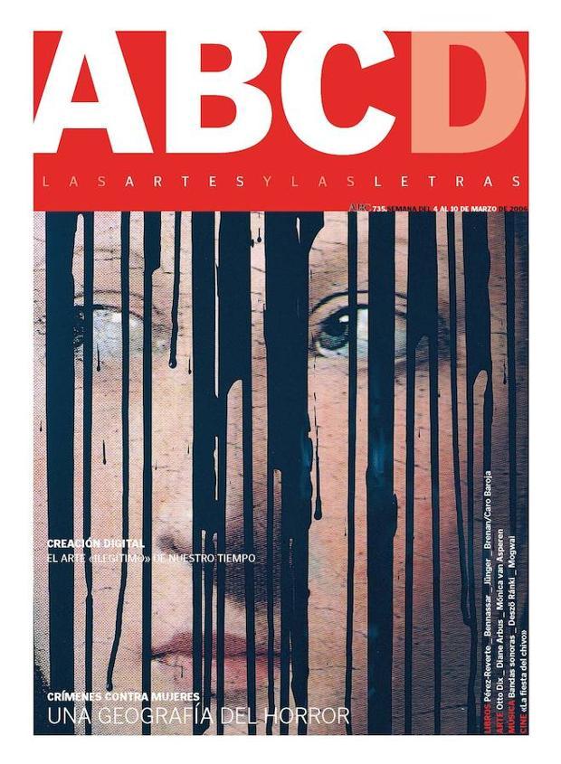 La violencia machista fue analizada a fondo en el número del 4 de marzo de 2006