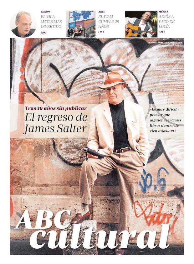 James Salter dio una de sus últimas entrevistas a ABC Cultural (1 de marzo de 2014)