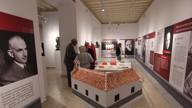La Casa Pemán acoge la exposición sobre la vida «entregada» de Herrera Oria