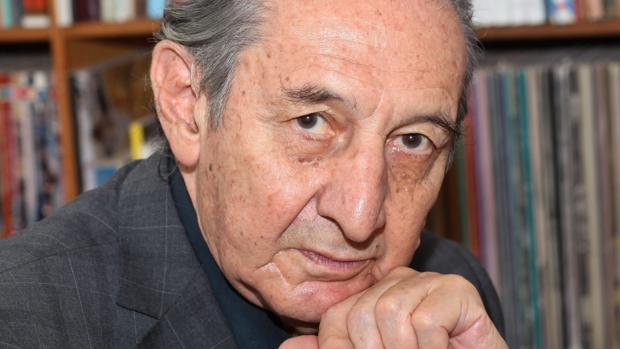 El poeta mexicano Eduardo Lizalde