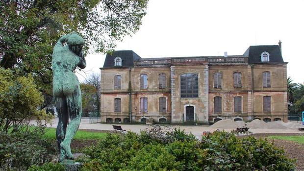 El palacio Munoa