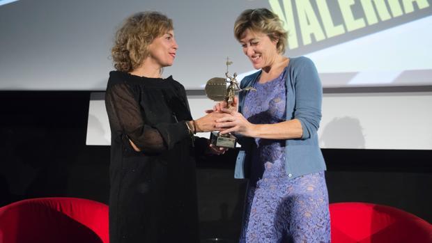 Entrega del Giraldillo de honor a Valeria Bruni-Tedeschi