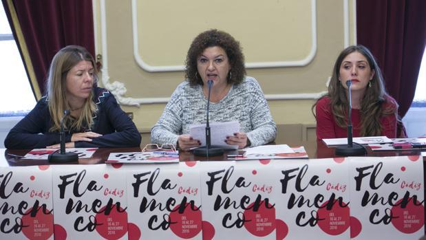 Cádiz experimenta con el flamenco