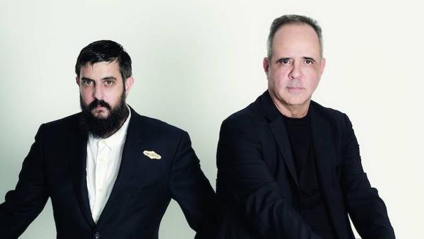 Scott Matthew y Rodrigo Leão