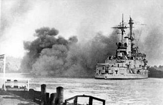 Ataque a la fortaleza de Westerplatte