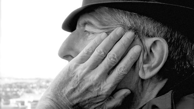 Leonard Cohen, en una imagen de archivo