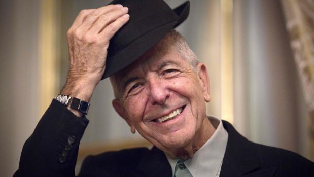 Leonard Cohen, en una imagen de enero de 2012, un año después de ganar el Príncipe de Asturias de las Letras