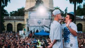 Los españoles, favoritos para conquistar Lima en las «crueles» batallas de rap