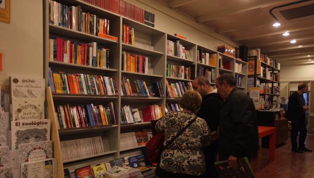 Cádiz celebra el Día de las Librerías en plena recuperación del sector