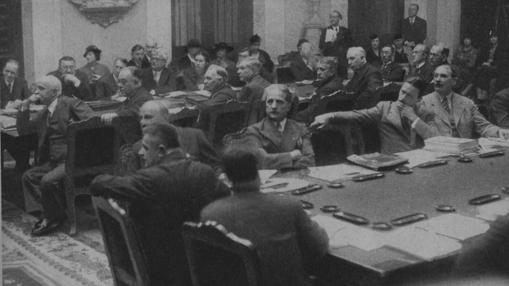 Desarrollo de una de las sesiones en un congreso que contó con 68 conferenciantes