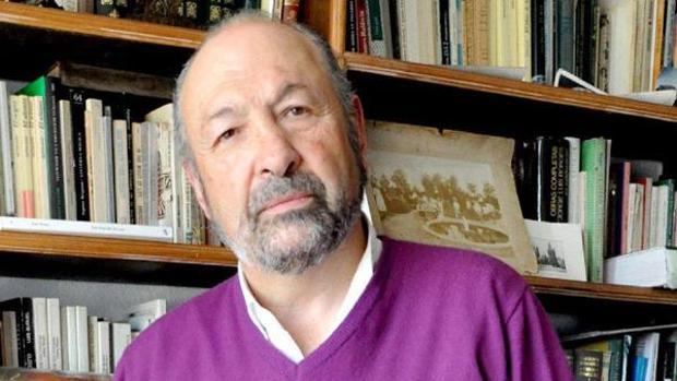 Javier Vásconez, autor de «Hoteles del silencio»
