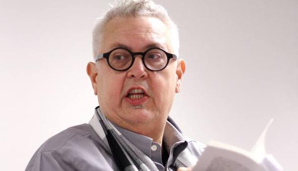 El poeta cubano Víctor Rodríguez Núñez