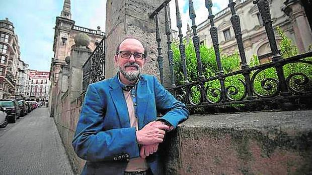 Enrique Álvarez, en Santander