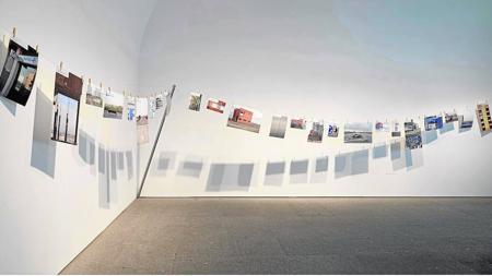 «Castillos en el aire» (2012), de Hans Haacke