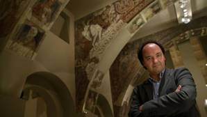 El MNAC alerta de «pérdidas irreparables» si se mueven los frescos Sijena