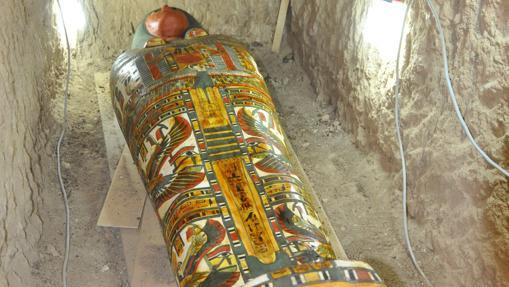 Diosas protectoras de la tumba