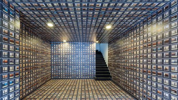 Proyecto sobre cómo los nuevos medios virtuales alteran nuestra idea tradicional de espacio