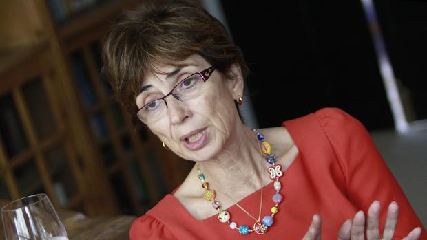 Pilar del Río, en una entrevista reciente