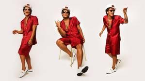 Bruno Mars llevará su gira «24K Magic» a Madrid y Barcelona en abril