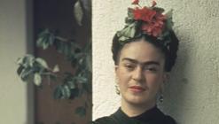 Frida Kahlo, en 1946