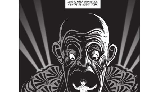 «Lorca. Un poeta en Nueva York», el viaje del poeta granadino en cómic