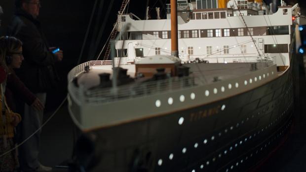 El Titanic reflota en Bilbao