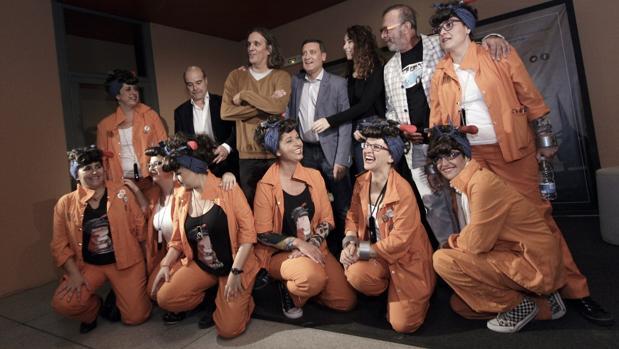 La gira del documental 'La fiesta de los locos' llega a Madrid
