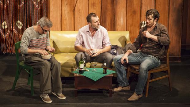«La partida», unas manitas de comedia en el teatro Fígaro