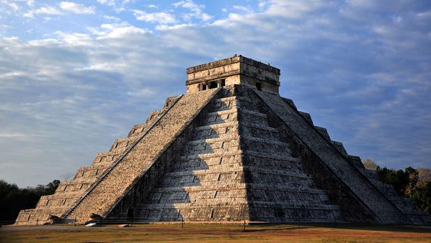 La Pirámide de Kukulcán, en Chichén Itzá