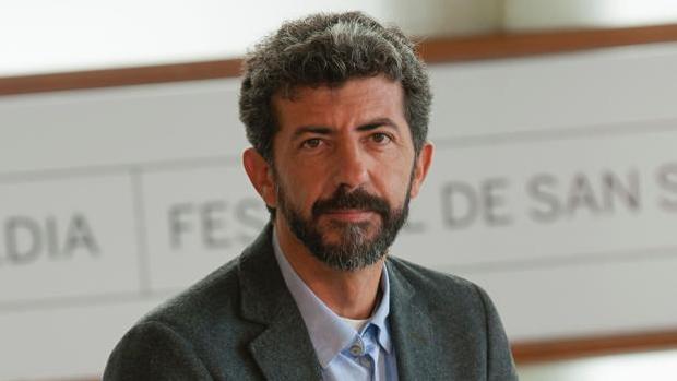 El director Alberto Rodríguez