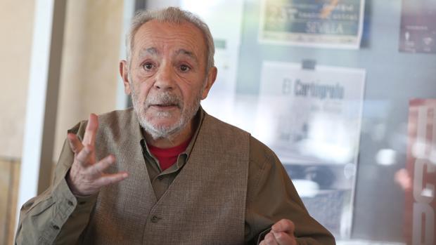 El actor José Luis Gómez