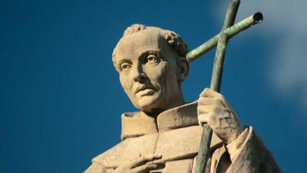Estatua de fray Junípero Serra