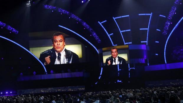 Los Grammy Latino han recordado al «Divo de Juárez» en la entrega de su galardón