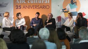 Los poetas hablan en el 25 aniversario de ABC Cultural